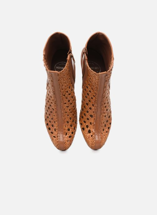 Bottines et boots Made by SARENZA Rustic Beach Boots #1 Marron vue portées chaussures