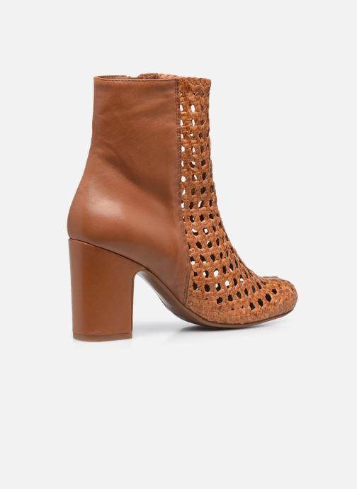 Bottines et boots Made by SARENZA Rustic Beach Boots #1 Marron vue face