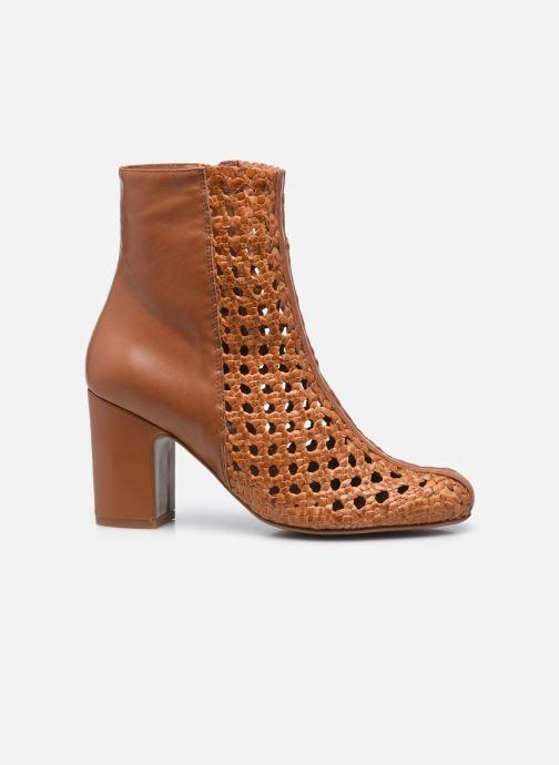 Bottines et boots Made by SARENZA Rustic Beach Boots #1 Marron vue détail/paire