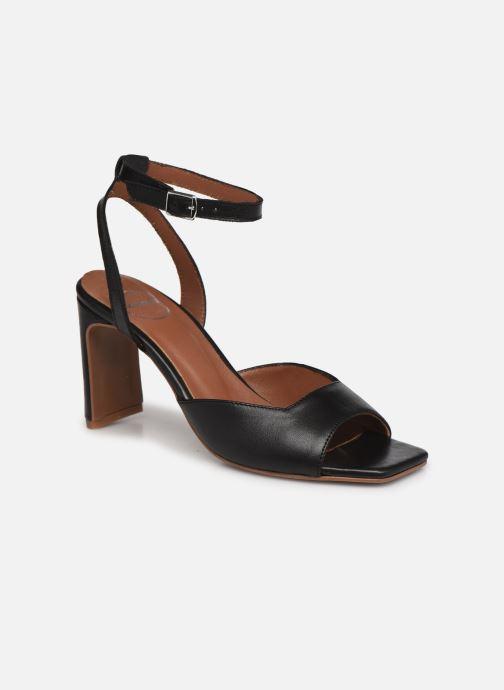 Sandalen Made by SARENZA Minimal Summer Sandales à Talons #4 Zwart rechts