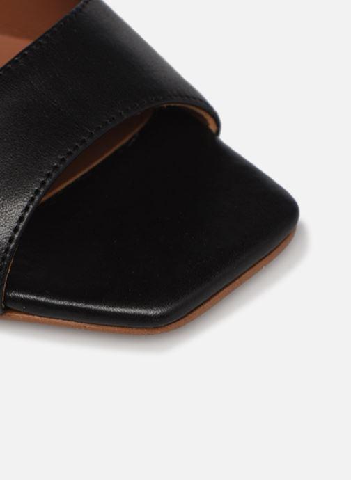 Sandalen Made by SARENZA Minimal Summer Sandales à Talons #4 Zwart links