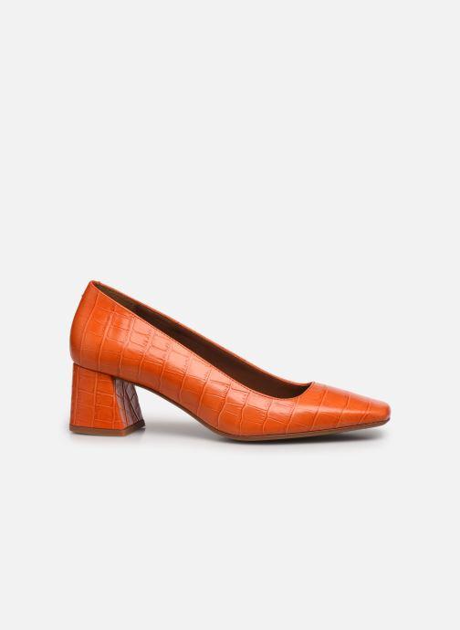 Zapatos de tacón Made by SARENZA Rustic Beach Escarpins #6 Naranja vista de detalle / par