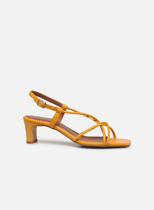 Sandalen Made by SARENZA Exotic Vibes Sandales à Talons #10 gelb detaillierte ansicht/modell