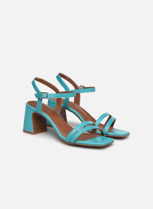 Sandali e scarpe aperte Made by SARENZA Exotic Vibes Sandales à Talons #11 Azzurro immagine posteriore