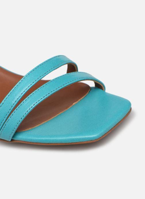 Sandali e scarpe aperte Made by SARENZA Exotic Vibes Sandales à Talons #11 Azzurro immagine sinistra