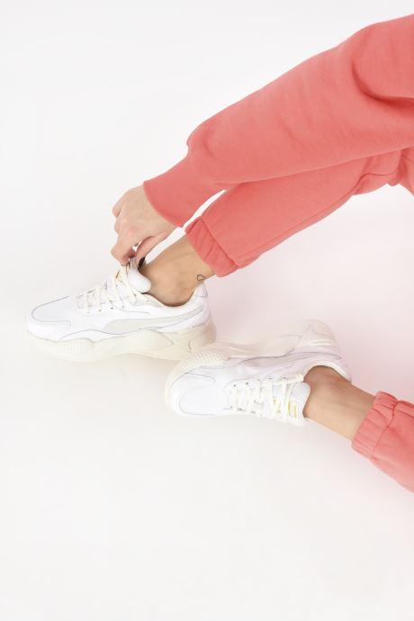 Sneakers Puma RS-X3 Luxe W Bianco immagine dal basso