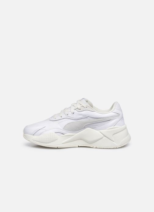 Sneakers Puma RS-X3 Luxe W Bianco immagine frontale