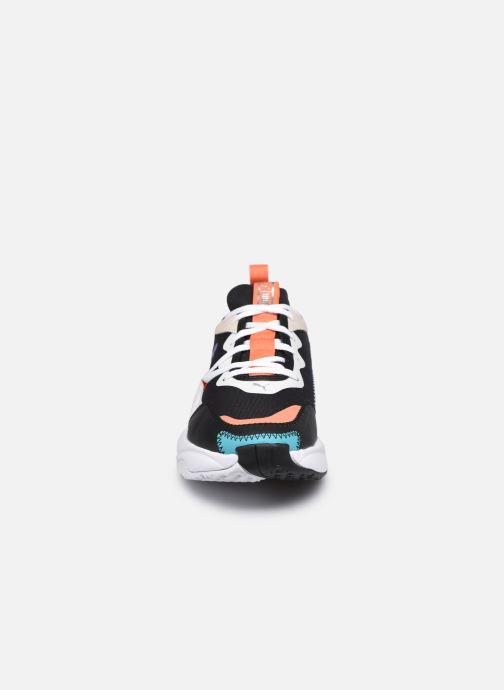 Baskets Puma Rise Extra W Noir vue portées chaussures