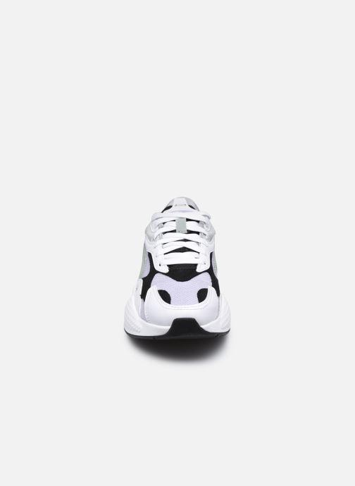 Sneakers Puma Rsx3 Layers W Grigio modello indossato
