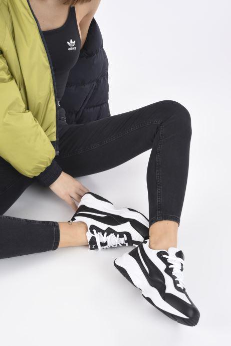 Sneakers Puma Cilia W Nero immagine dal basso