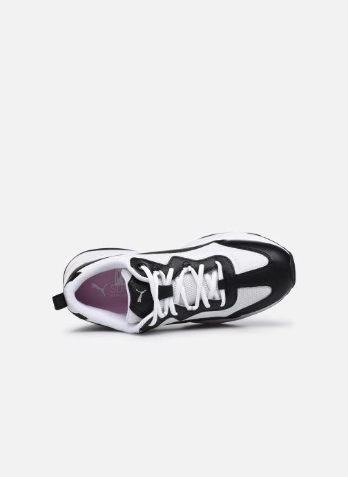 Sneakers Puma Cilia W Nero immagine sinistra