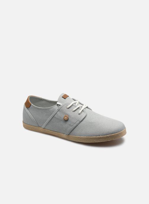 Sneaker Faguo CYPRESS BASKETS COTTON M grau detaillierte ansicht/modell