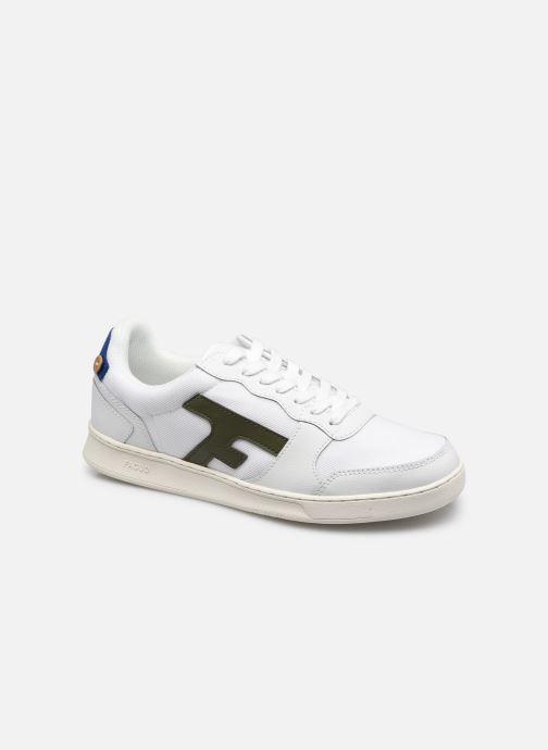 Sneaker Faguo HAZEL BASKETS SYN WOVEN LEATHE M grün detaillierte ansicht/modell