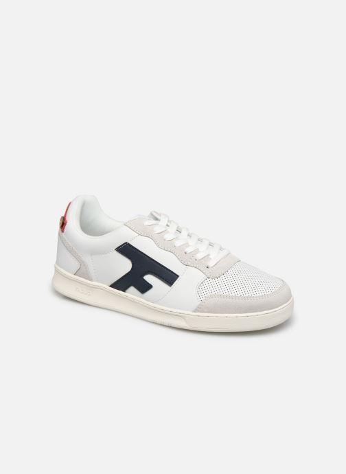 Sneaker Faguo BASKETS HAZEL LEATHER M beige detaillierte ansicht/modell