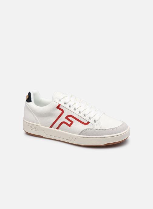 Sneaker Faguo LINDEN BASKETS COTTON M weiß detaillierte ansicht/modell