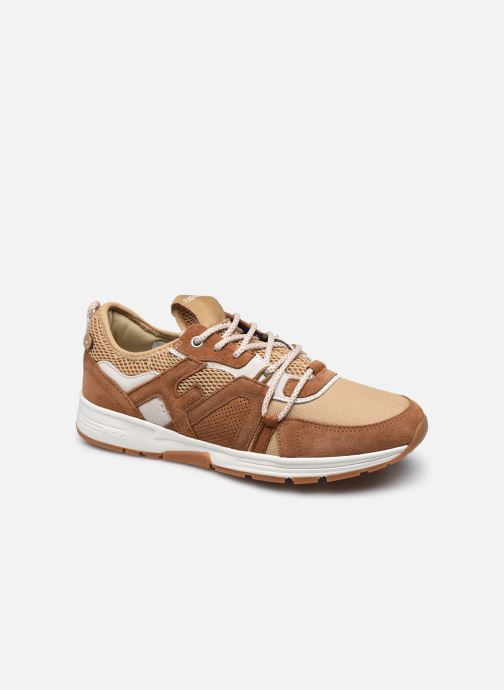 Sneaker Faguo WILLOWSOCKS BASKETS SYN WOVEN M beige detaillierte ansicht/modell