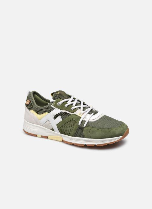 Sneaker Faguo WILLOWSOCKS BASKETS SYN WOVEN M grün detaillierte ansicht/modell