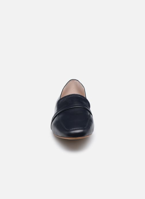 Mocassins Georgia Rose Sidonie Bleu vue portées chaussures