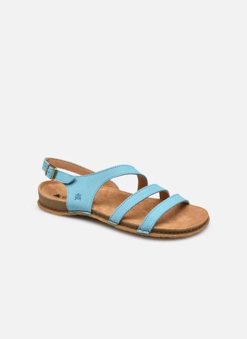Sandales et nu-pieds El Naturalista Panglao N5811 Bleu vue détail/paire