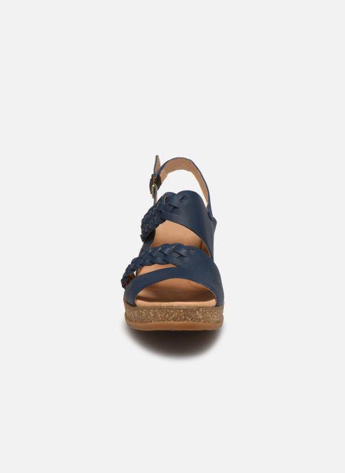 Sandalen El Naturalista Leaves N5028 Blauw model