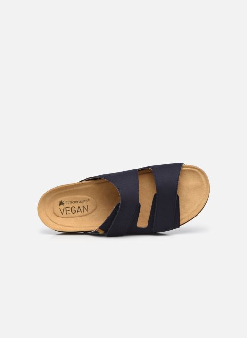 Sandali e scarpe aperte El Naturalista Balance N5792T Vegan M Nero immagine sinistra