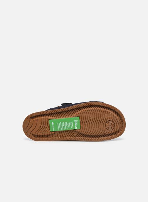 Sandali e scarpe aperte El Naturalista Balance N5792T Vegan M Nero immagine dall'alto