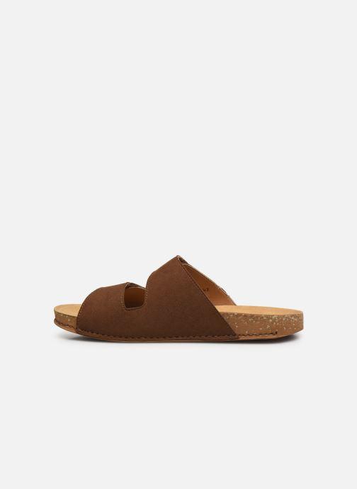 Sandali e scarpe aperte El Naturalista Balance N5792T Vegan M Nero immagine frontale