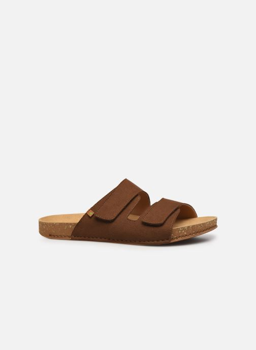 Sandali e scarpe aperte El Naturalista Balance N5792T Vegan M Nero immagine posteriore