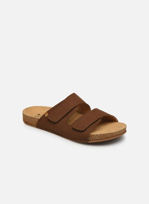 Sandales et nu-pieds El Naturalista Balance N5792T Vegan M Noir vue détail/paire
