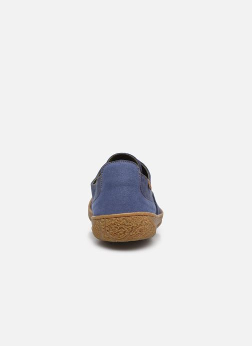 Sneakers El Naturalista Amazonas N5394T Vegan / Organic Cotton Azzurro immagine destra