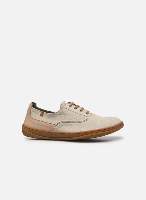 Sneakers El Naturalista Amazonas N5394T Vegan / Organic Cotton Grigio immagine posteriore