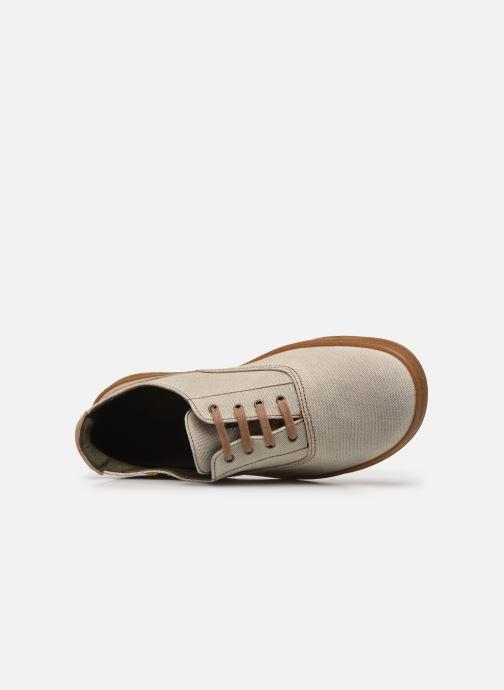 Sneakers El Naturalista Amazonas N5394T Vegan / Organic Cotton Grigio immagine sinistra