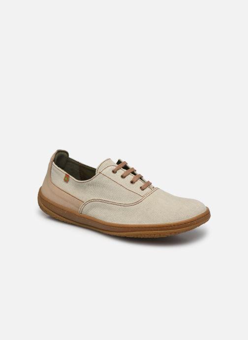 Sneakers El Naturalista Amazonas N5394T Vegan / Organic Cotton Grigio vedi dettaglio/paio