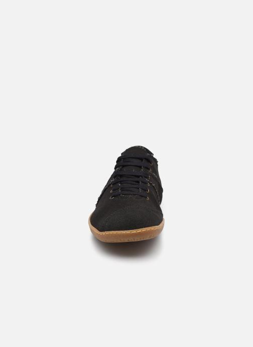 Sneaker El Naturalista El Viajero N5288T Vegan schwarz schuhe getragen