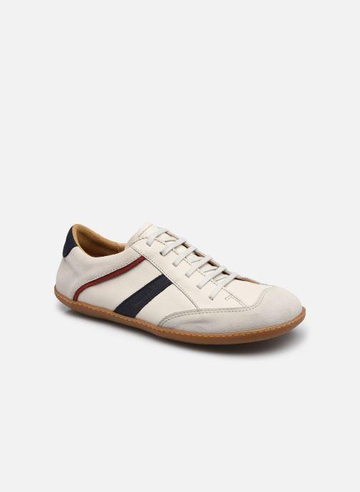 Sneaker El Naturalista El Viajero N5279 weiß detaillierte ansicht/modell