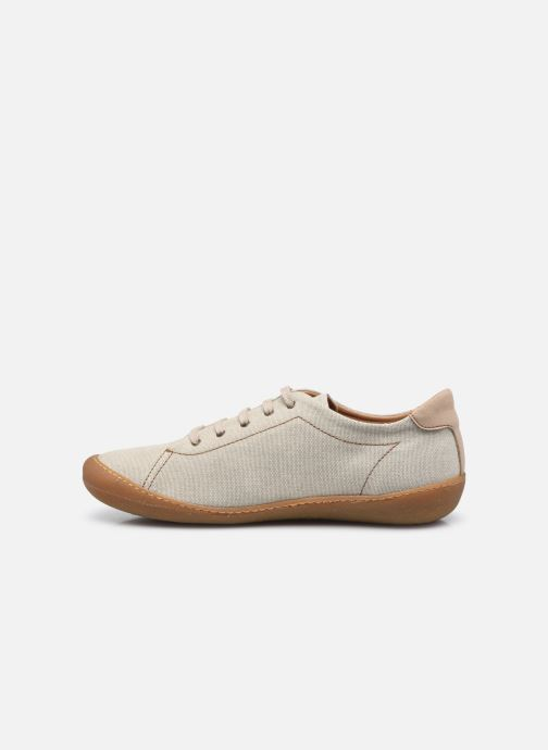 Sneakers El Naturalista Pawikan N5767T Vegan Grigio immagine frontale
