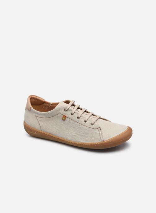 Sneaker El Naturalista Pawikan N5767T Vegan grau detaillierte ansicht/modell