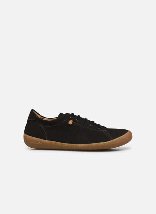 Sneakers El Naturalista Pawikan N5767T Vegan Nero immagine posteriore