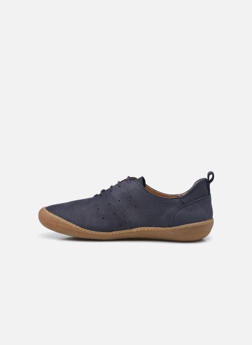 Sneakers El Naturalista Pawikan N5765 Azzurro immagine frontale