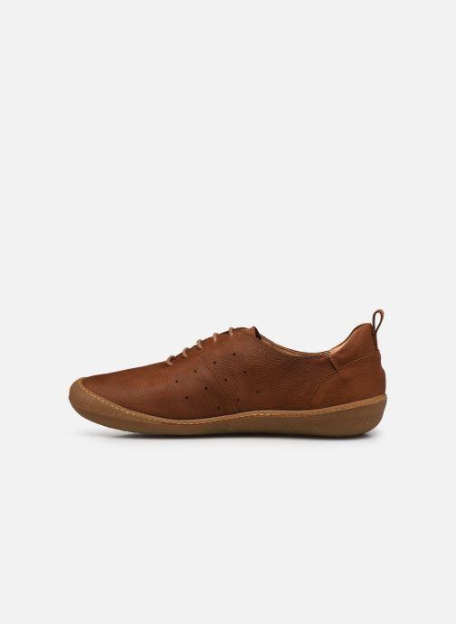 Sneakers El Naturalista Pawikan N5765 Marrone immagine frontale