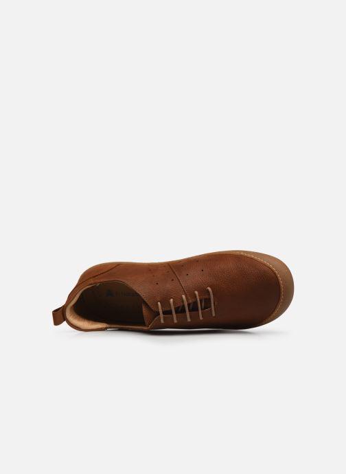 Sneakers El Naturalista Pawikan N5765 Marrone immagine sinistra