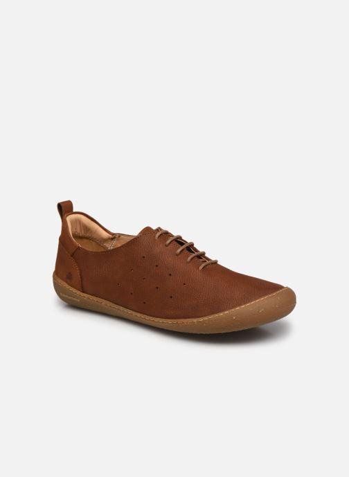 Sneakers El Naturalista Pawikan N5765 Marrone vedi dettaglio/paio