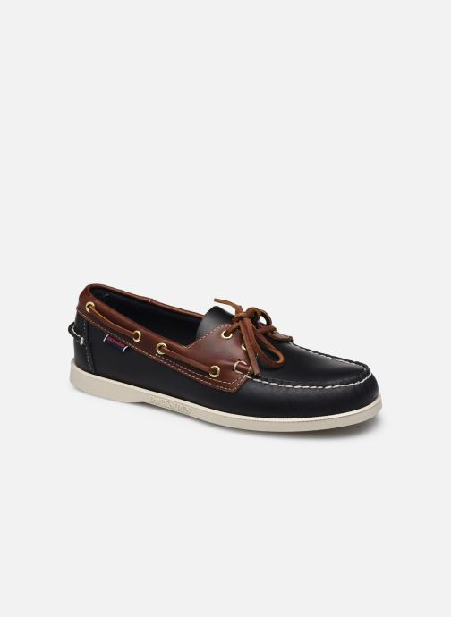 Chaussures bateaux - Portland Waxy Lea Docksides