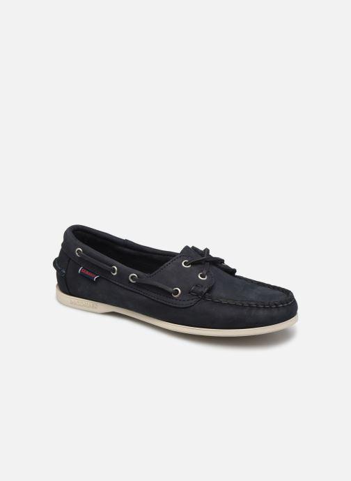 Chaussures bateaux - Jacqueline Nubuck Docksides W