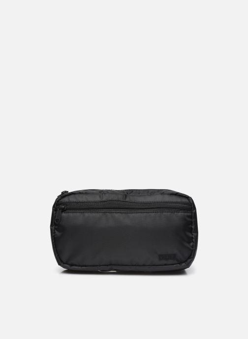 Handtaschen Levi's Medium Banana Sling - Embroidered Batwing 2.0 schwarz detaillierte ansicht/modell