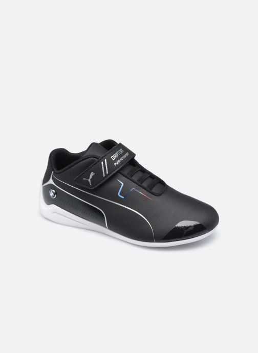 Sneakers Puma Bmw Drift Cat K Zwart detail