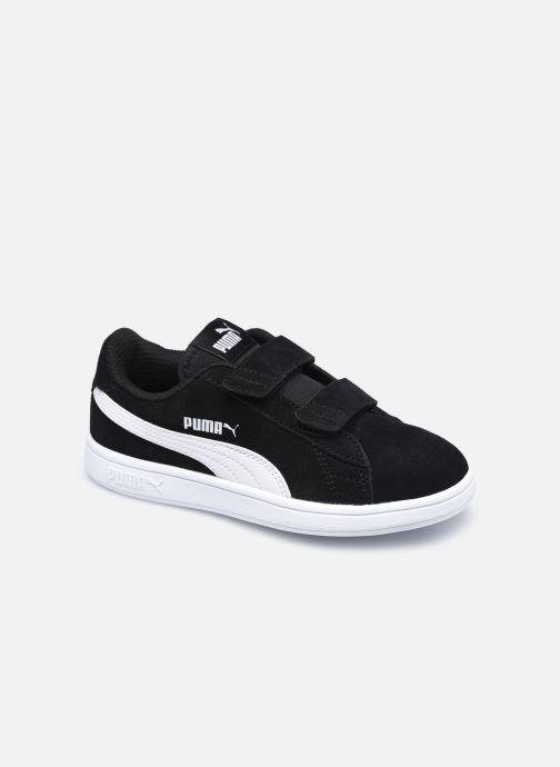 Sneaker Puma Smash v2 K schwarz detaillierte ansicht/modell