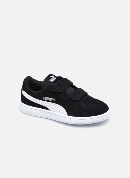 Sneakers Puma Smash v2 K Zwart detail