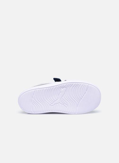 Sneakers Puma Courtflex v2 Blauw boven