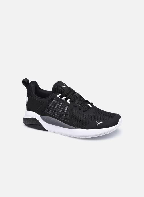 Sneakers Puma Anzarun K Zwart detail